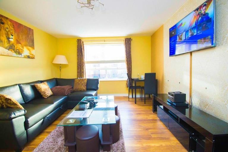 Laigpark View Apartment, Renfrewshire
