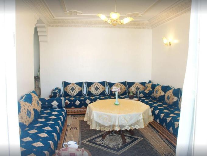 Apartment with 2 bedrooms in Casablanca, with balcony, Casablanca