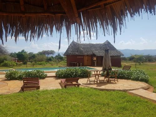 Lake Jipe Safari Camp, Taveta
