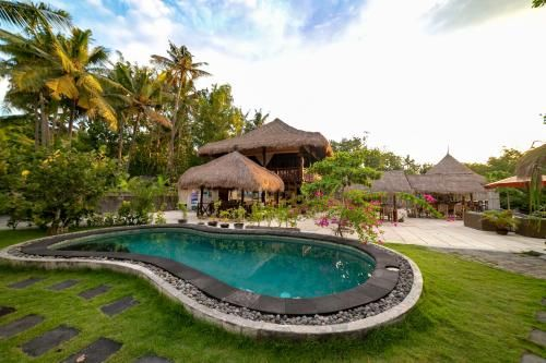 Ceningan Resort, Klungkung