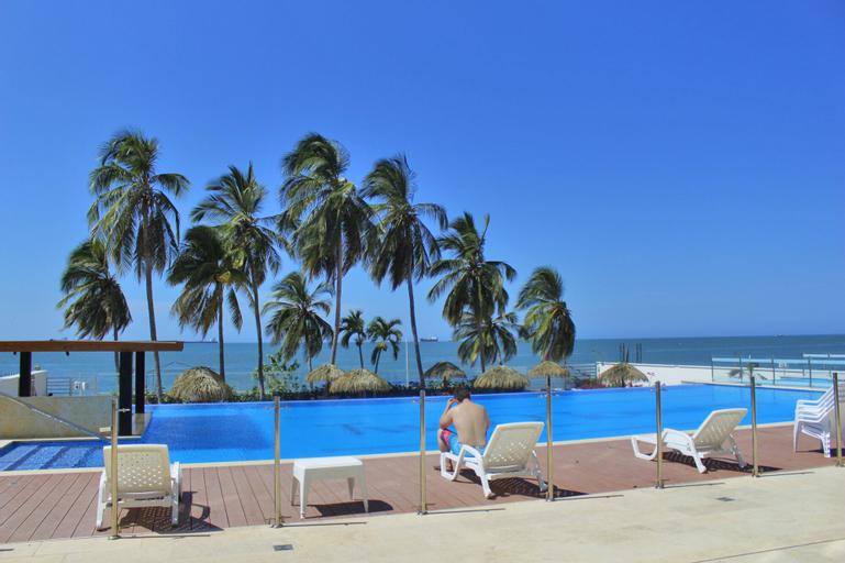Exclusive Apartment - Ocean Front, Santa Marta (Dist. Esp.)