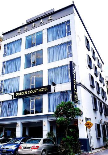 Golden Court Hotel - Tun Abdul Razak, Johor Bahru