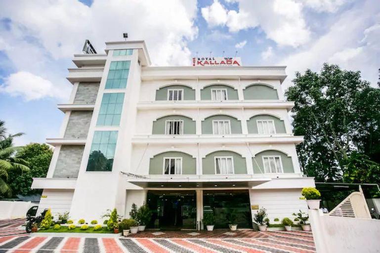 Capital O 19742 Hotel Dona Castle, Kollam