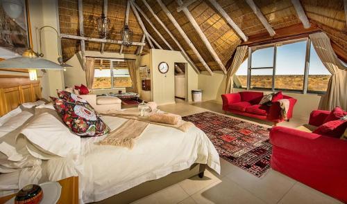 Phofu Lodge, Hukunsti