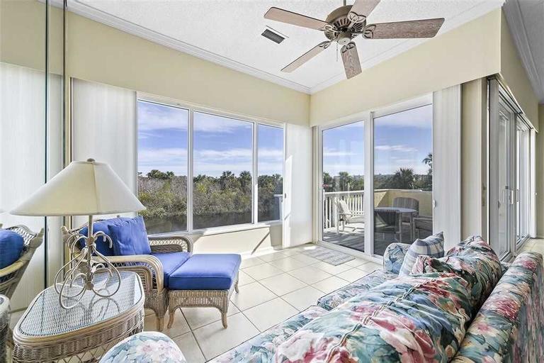 Tifton Way 62, 3 Bedrooms, Water View, Pool, Sleeps 6, Saint Johns