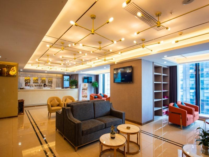 GreenTree Alliance Hotel Zunyi Xinpu New District Linda Sunshine Plaza, Zunyi