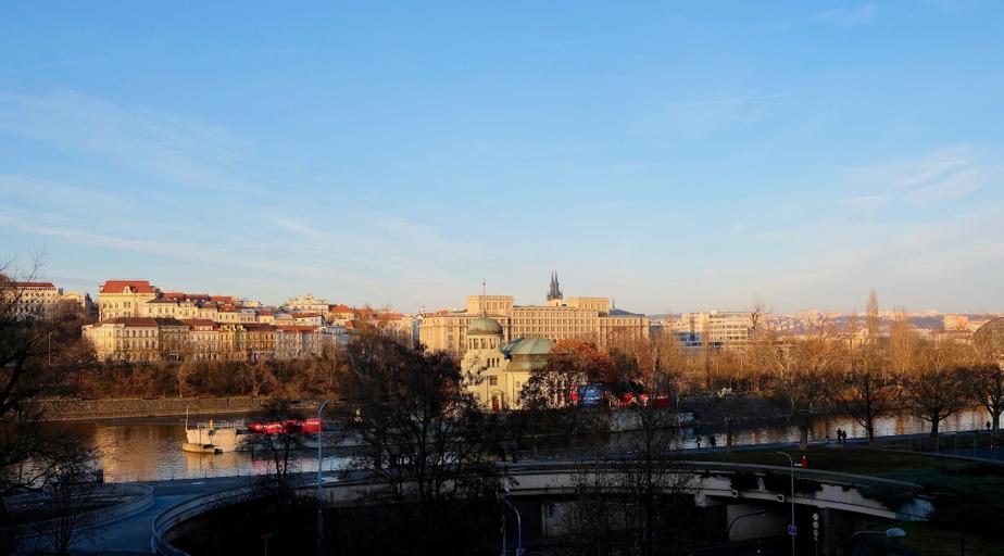 Lannova apartment, Praha 7