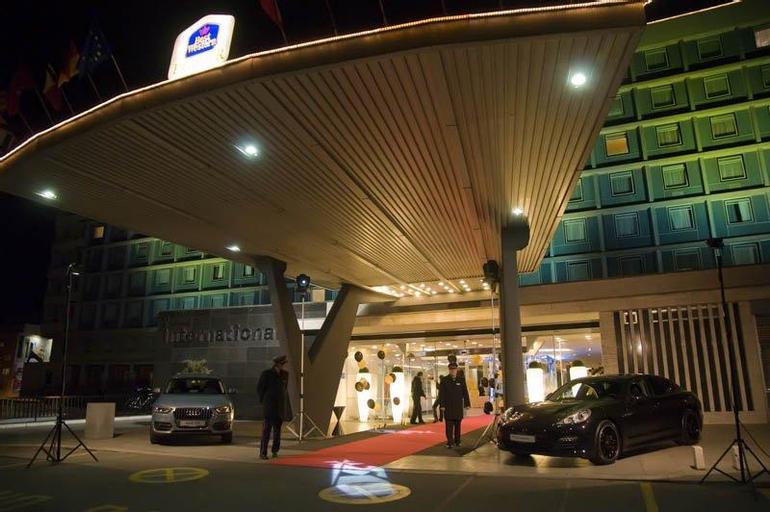 Best Western Premier Hotel International, Brno