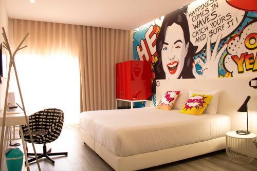 RIDE Surf Resort & Spa, Peniche