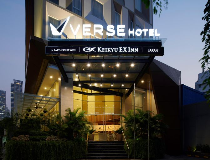 Verse Luxe Hotel Wahid Hasyim, Jakarta Pusat