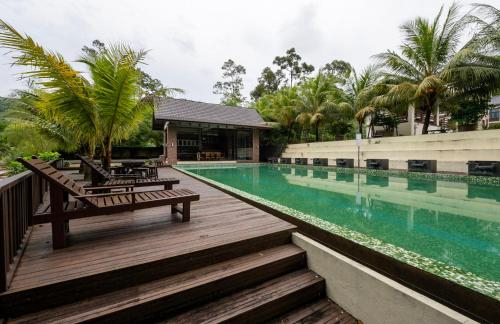 Bentong Eco Retreat Resort Room, Raub