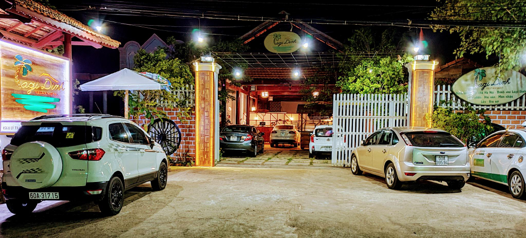 Lagi Dinh Relax Hotel, La Gi