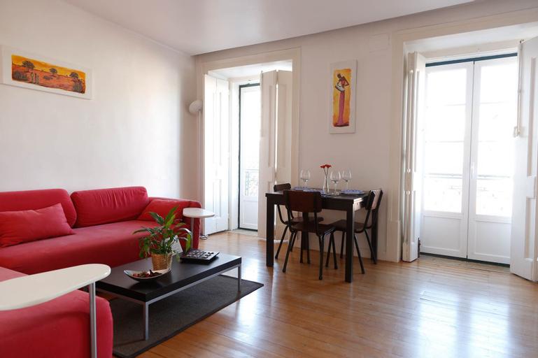 Bairro Alto Apartment by Rental4all, Lisboa