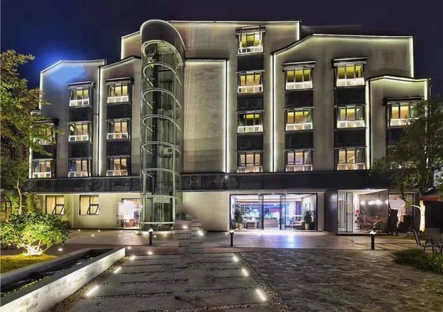 Immersing Hotel & Resorts Yunzhu Mieyuan, Nanping