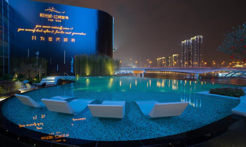 Nomo Residence The One Riverside Hotel, Guangzhou