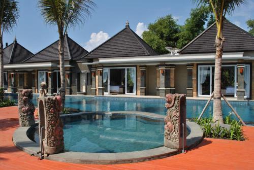 New Horizon Rice Fields & Beach Villas in Bali, Gianyar