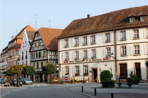 La Couronne a Wissembourg, Bas-Rhin