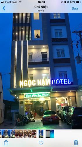 Ngoc Nam Hotel, La Gi