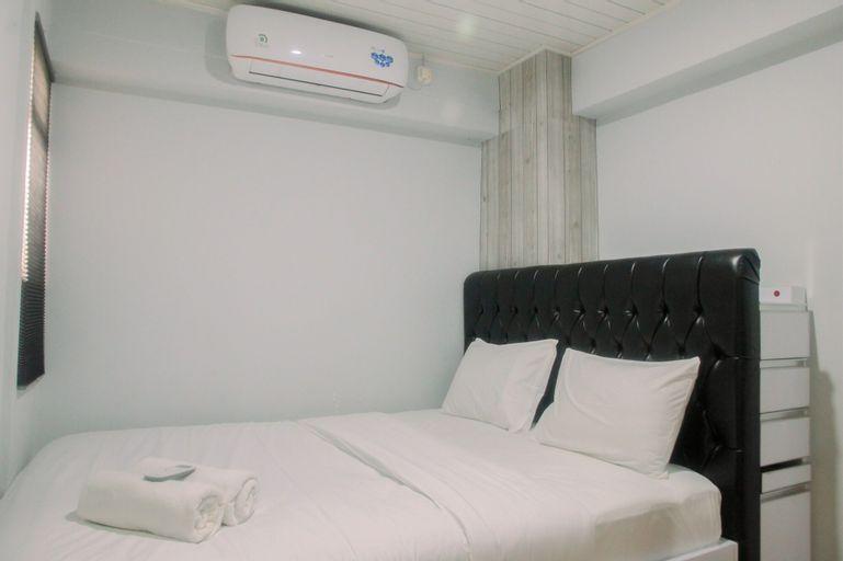 Modern 2BR Apartment at Sentra Timur Residence, East Jakarta