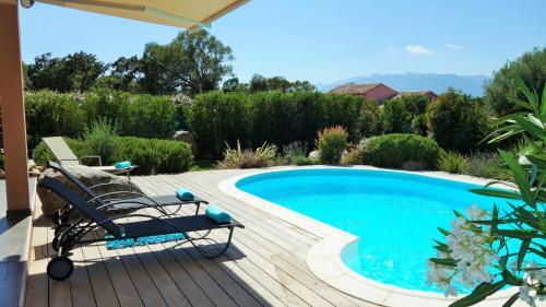 Villa Paese, Corse-du-Sud