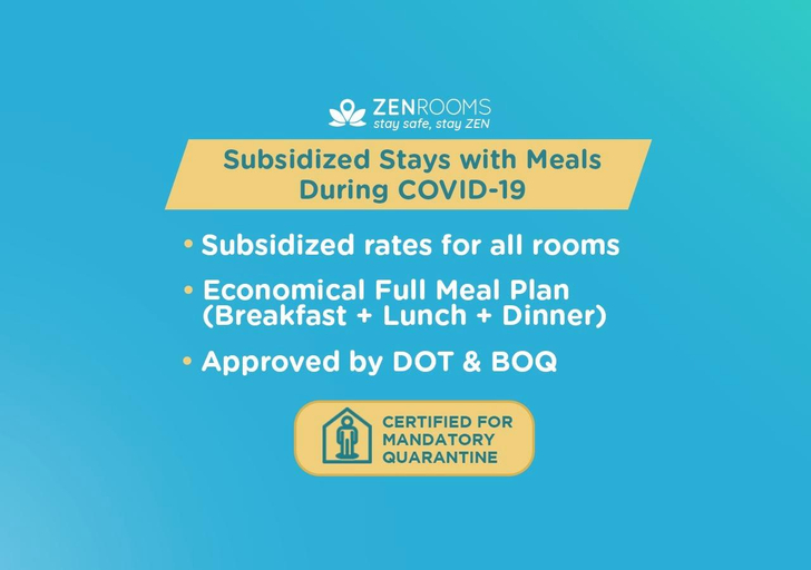 ZEN Rooms Madison 101 QC, Quezon City