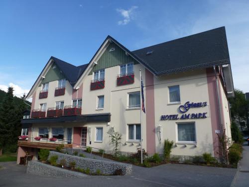 Gobel's Gastehaus Hotel am Park, Waldeck-Frankenberg
