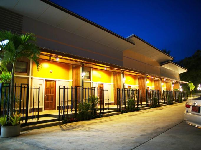 A Nighttime, Muang Krabi
