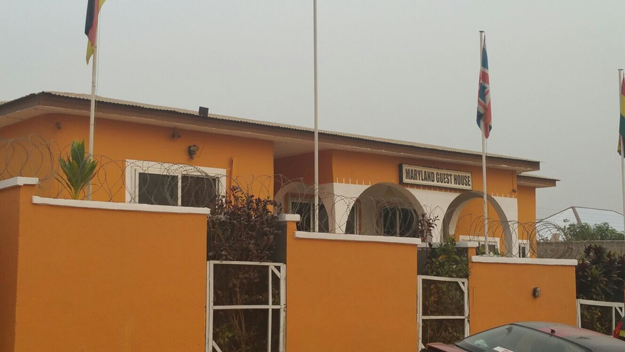 Maryland Guest House, Sunyani