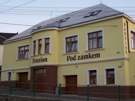 Penzion Pod Zamkem, Zlín