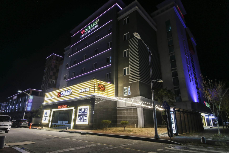 Hanam Hotel Sharp, Gwangsan