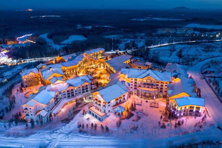 The Westin Changbaishan Resort, Baishan