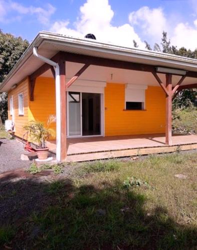 House with 2 bedrooms in Le Lamentin with enclosed garden and WiFi, Saint-Joseph