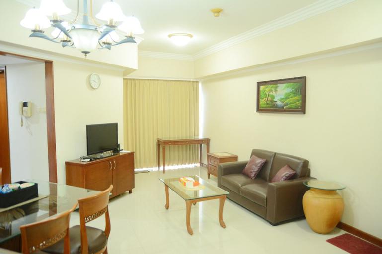 Cozy And Affordable 2BR Sudirman Tower Condominium near Plaza Semanggi, Jakarta Selatan