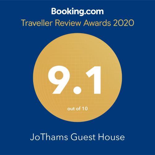 JoThams Guest House, eThekwini