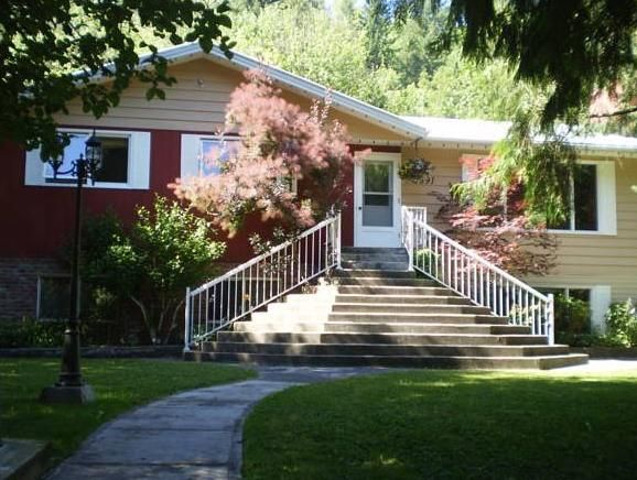 Riverbend Guest House, Fraser Valley