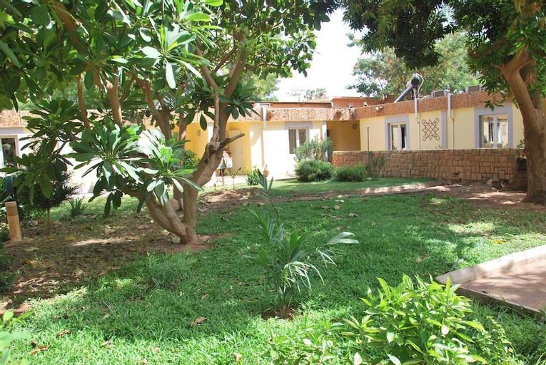 Terminus, Niamey