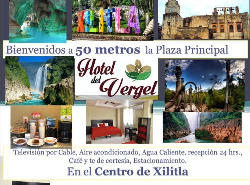 Hotel del Vergel II, Xilitla