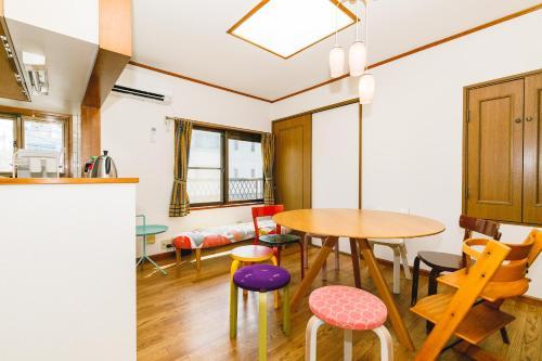 Thank you Hippopotamus 2 -private house NIKAI-, Matsumoto