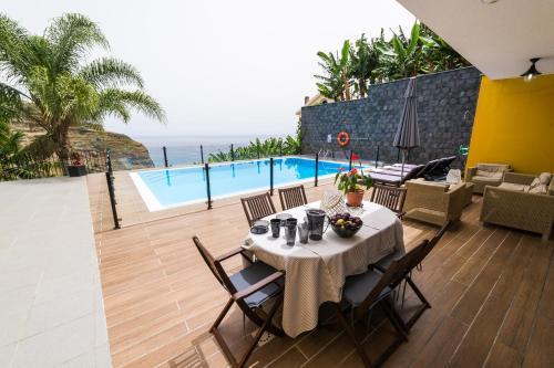 Atlantic Pearl Villa, Calheta