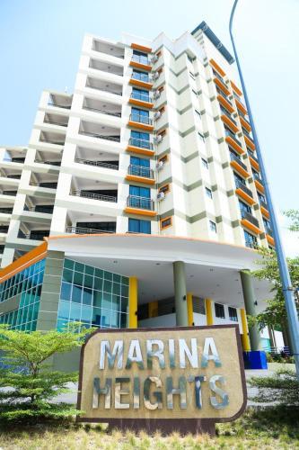 Marina Heights Hotel & Residences, Manjung