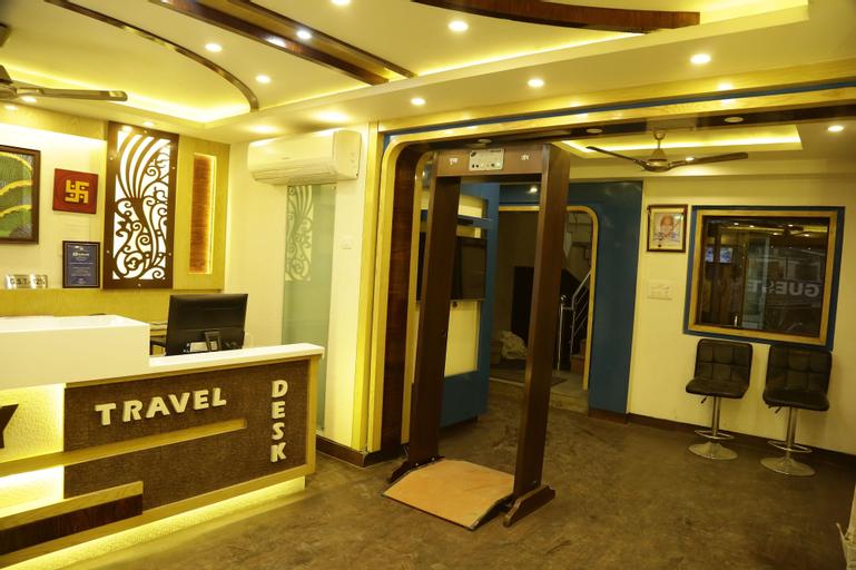Comfort Rooms New Delhi Railway Station, West