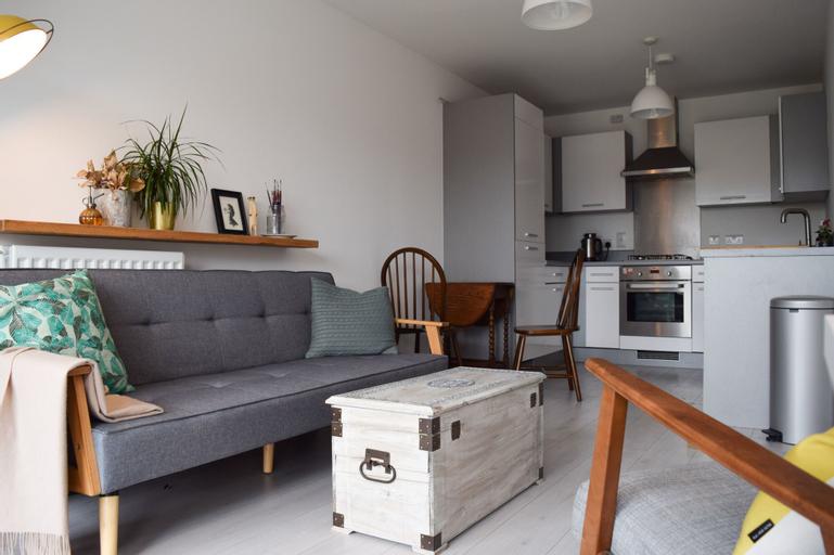 Stylish 1 Bedroom Flat by Greenwich Station, London