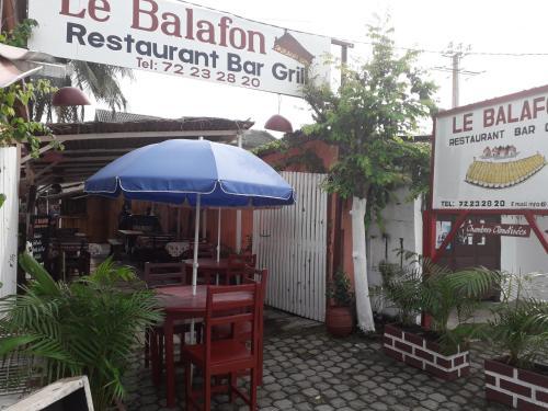 Auberge Le Balafon, Sud Comoé