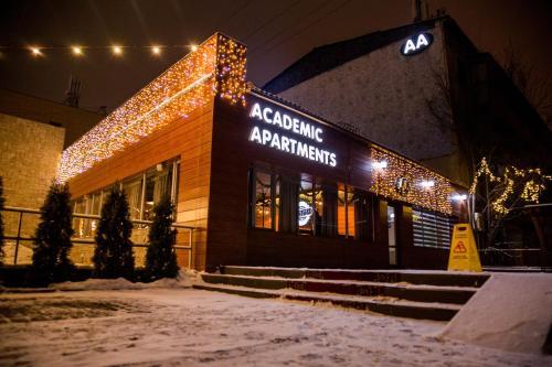 Academic Apartments, Almaty (Alma-Ata)
