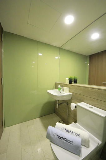 Vortex Suites by Finch & Host, Kuala Lumpur