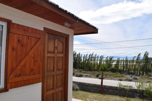 Cabanas La Renegada, Lago Argentino