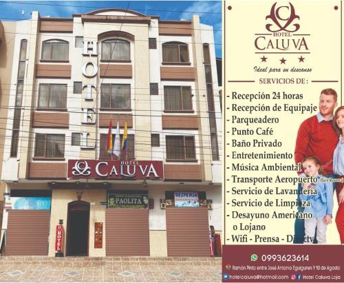 Hotel Caluva, Loja