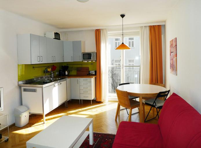 City Apartments Vienna - Wohlmutstraße, Wien