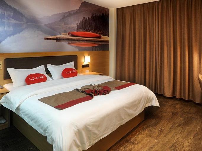 Thank Inn Hotel Yunnan Dehong Ruili City Ruili Avenue, Muse