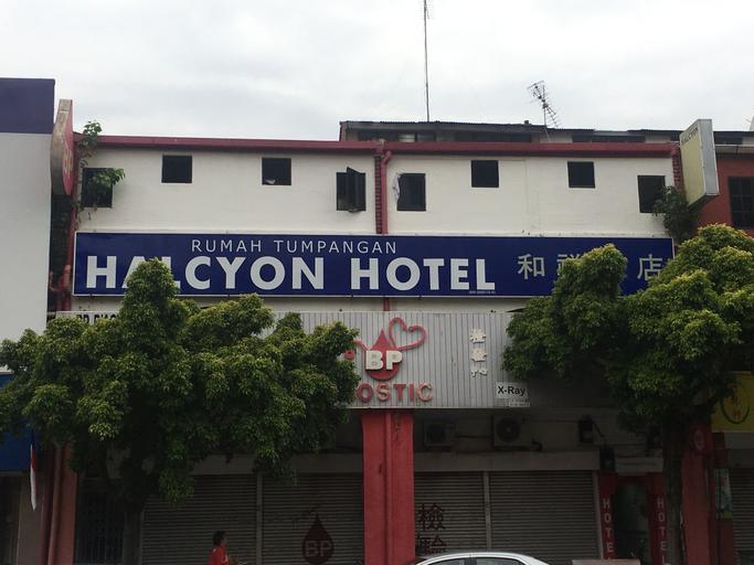 Halcyon Hotel, Kota Melaka
